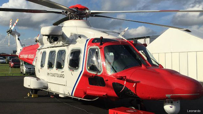 AW189 Full Ice Protection System Certification Clears Way For All-Weather Operations