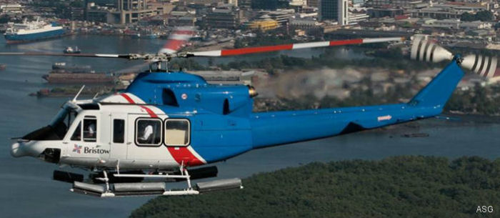 ASG awarded exclusive remarketing of seven Bristow Group helicopters