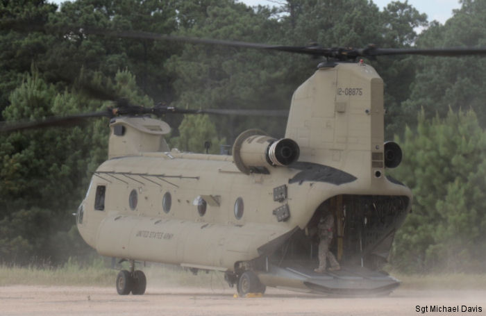 National Guard Chinook aviators prepare for Afghanistan Deployment