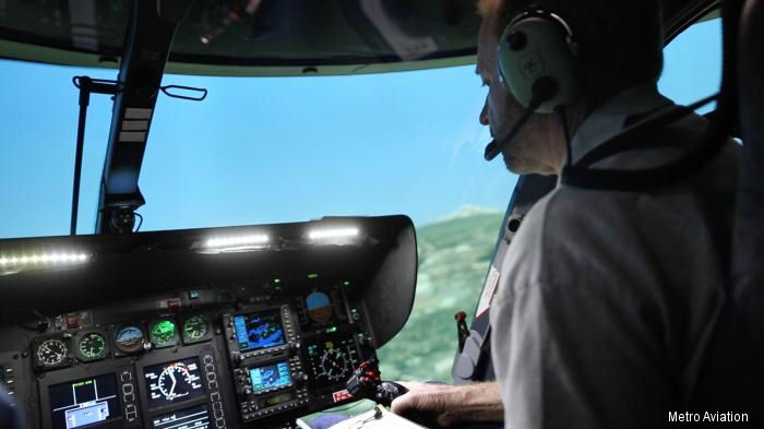 Reservations Open for North America first EC145 Level D full motion simulator