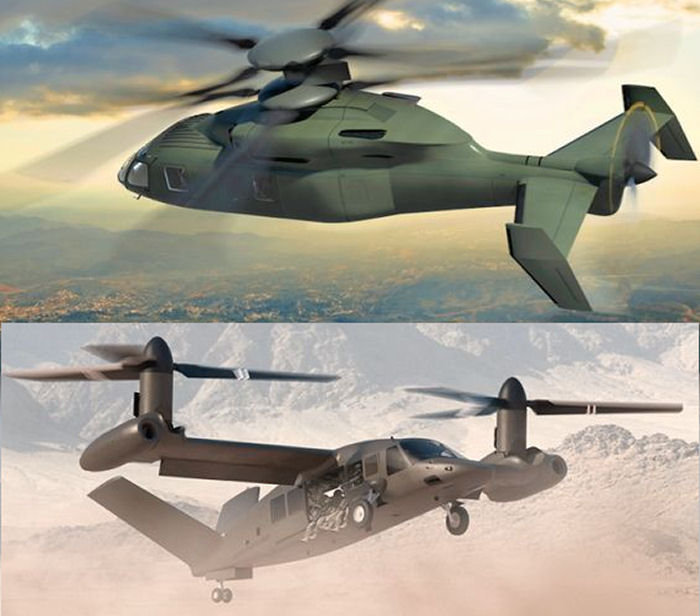 US Army contract to Advanced Turbine Engine Company (ATEC), a joint venture of Honeywell and Pratt & Whitney, for a demonstration engine  applicable to future vertical lift combat helicopters