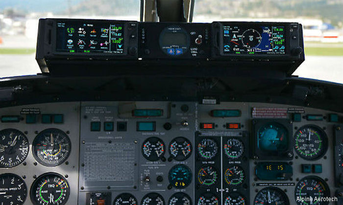 Alpine Aerotech adds Garmin product line to its wide variety of helicopter avionics services