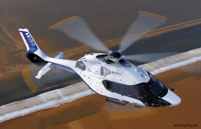 Donaldson Wins Airbus Helicopters Contract Premium Filtration For Versatile New H160 Medium Twin