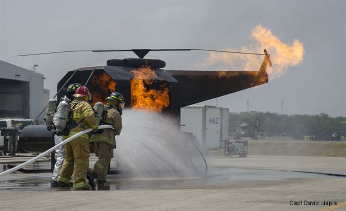 US, Central American firefighters train together in Honduras
