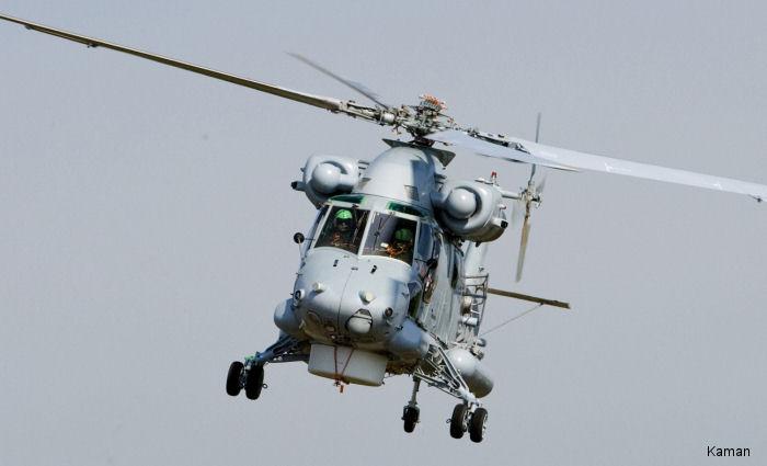 RNZAF - SH-2G(I) Seasprite Helicopters