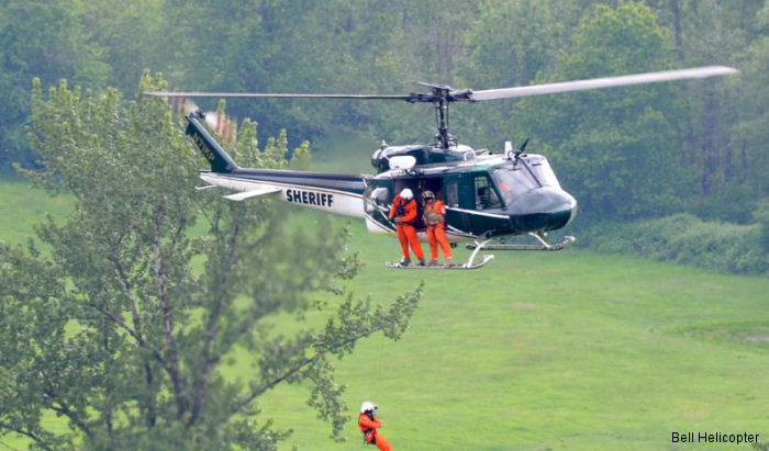 This month Washington's State King County Sherriff's Air Support Unit (KCSO) celebrating 25 years of service