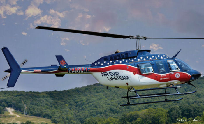 Air Evac Lifeteam earned full accreditation from CAMTS (Commission on Accreditation of Medical Transport Systems) after surveyors visited 25 air medical bases