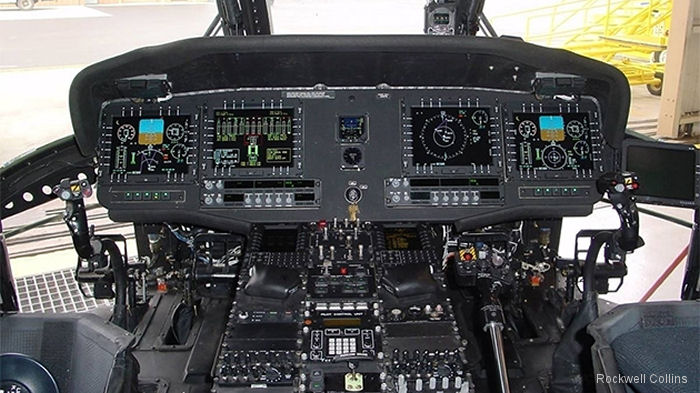 Rockwell Collins selected by U.S. Army to repair U.S. UH-60 displays units by 2020