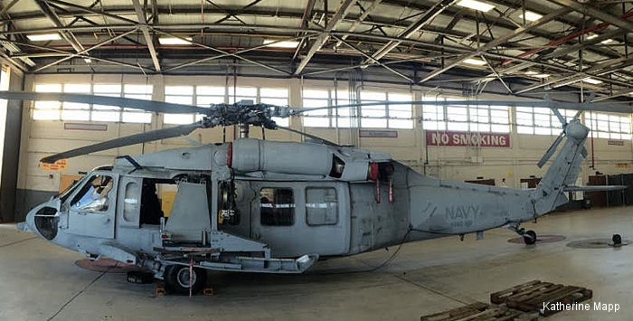 Naval Surface Warfare Center Stands Up System Depot in Support of MH-60S Seahawk Integration Program