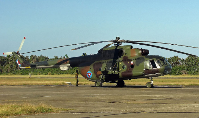 Cuba's Tecnoimport received documentation to perform the overhaul of Mi-8MT and Mi-8MT-1 helicopters at the Yuri Gagarin Aircraft Repair Plant in Cuba.