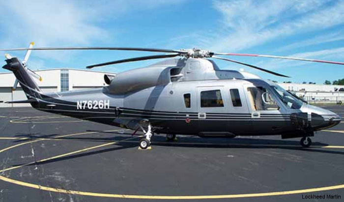 EASA expanded validation gives commercial operators a wide range of desirable features in the S-76D VIP and allows operations in various conditions