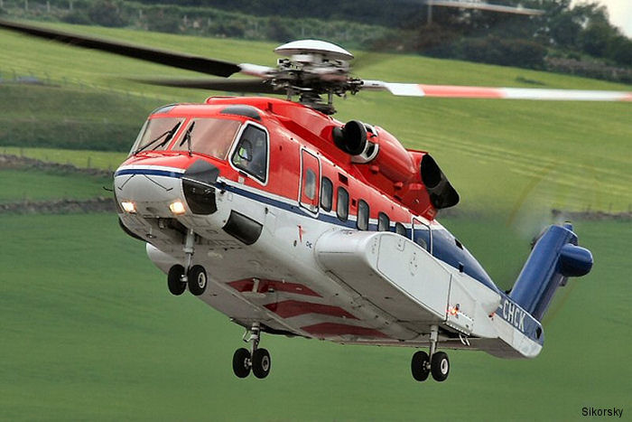 CHC Helicopter to Provide Three Additional Aircraft to Shell