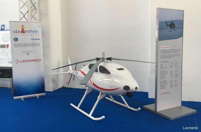 Remotely piloted helicopter <a href=/database/model/1214/>RUAS</a>