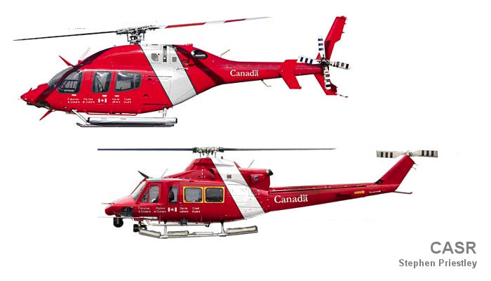 CAE has been awarded a contract to provide the Canadian Coast Guard with a CAE 3000 Series helicopter simulator that will feature cockpits for both the Bell 412EPI and Bell 429 helicopters.