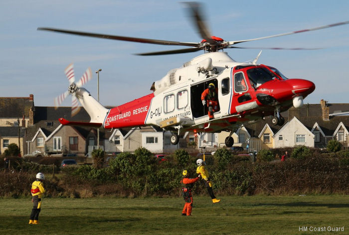 St Athan Search and Rescue Helicopter Service Celebrates One Year Milestone