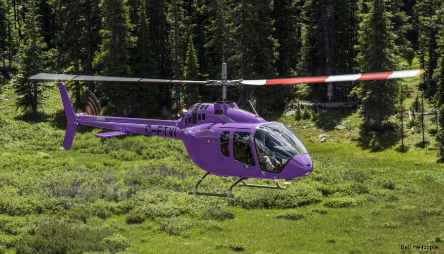 Continued Success for Bell 505 in China