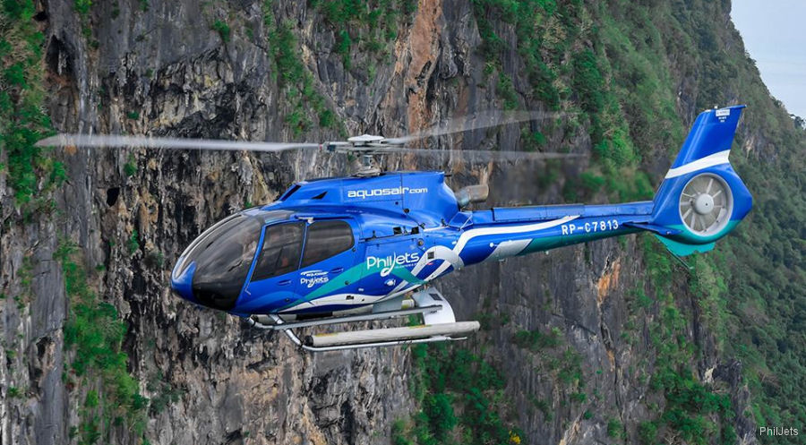 PhilJets Signs to Add Airbus H130, H145 and Bell 407 to Fleet at ABACE