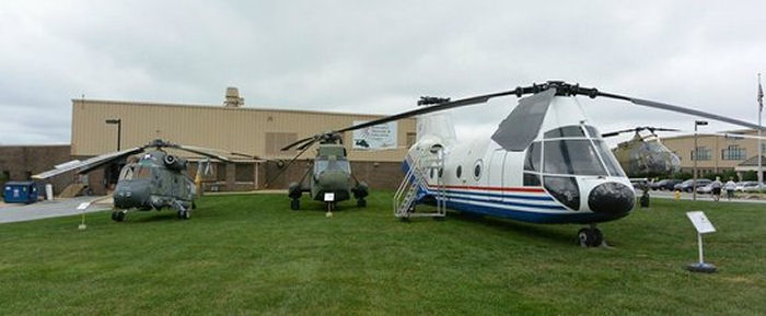 Helicopter Museum Launches New Adopt-A-Copter Program