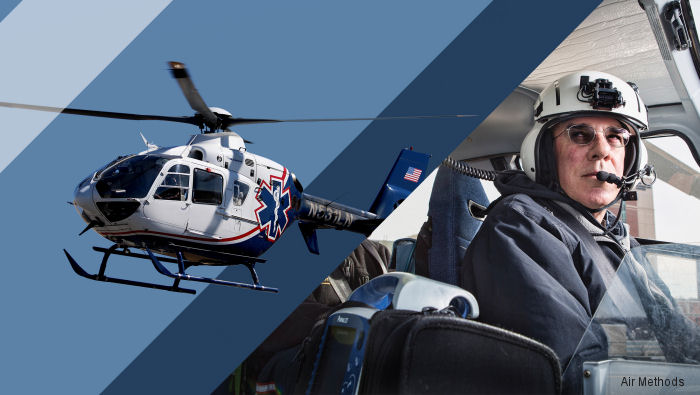 Air Methods, the largest provider of air medical transport services in USA, to be bought by American Securities in $2.5 billion deal