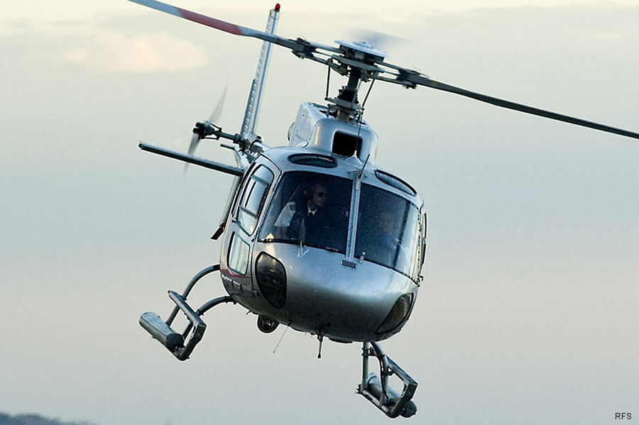 Robertson Fuel Systems Begins Flight Testing AS350 Crash-Resistant Fuel Tank after Successfully Completing Drop Test