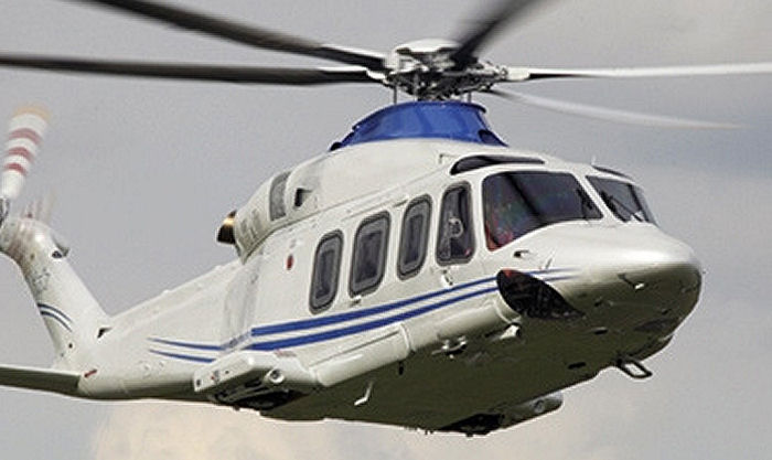Waypoint Agrees to Purchase and Lease-Back One AW139 Helicopter to Helicol in Colombia; Marks Waypoint's Entry into the Colombian Market
