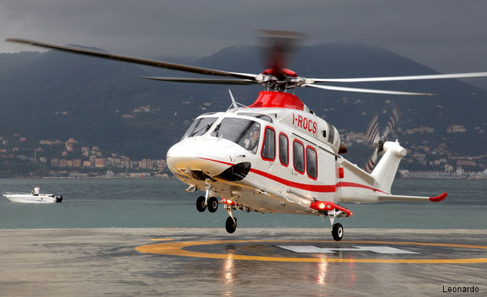 Leonardo AW139 and AW169 in VIP configuration recently sold in Argentina, Brazil, Mexico and USA.  AgustaWestland do Brasil and Helipark certified to provide support to the AW169