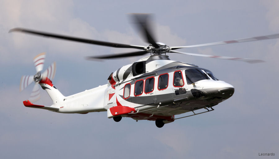 AW189 to support Oil and Gas operations in Russia from Sakhalin Island