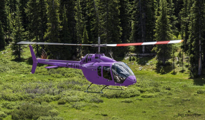 Hawker Pacific confirms certification of Bell 505 Jet Ranger X in Australia