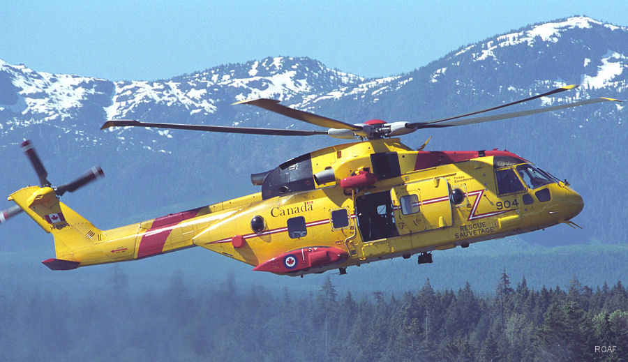 Team Cormorant re-established for mid-life upgrade and expansion of Canada's SAR fleet
