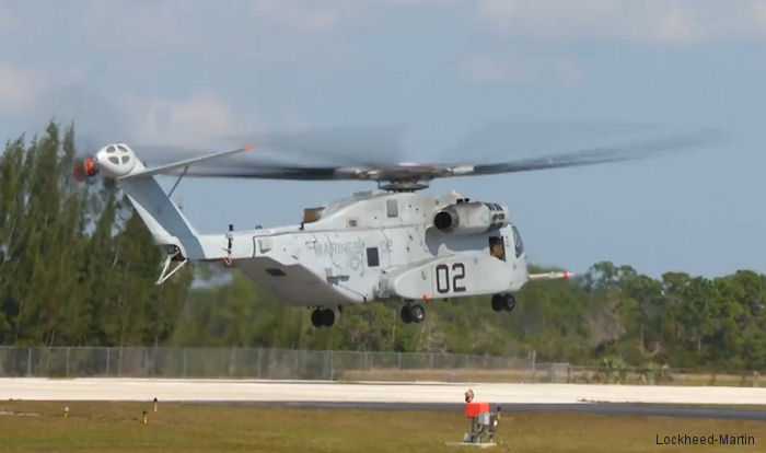 The Sikorsky CH-53K King Stallion Achieves 400 Flight Hour Milestone