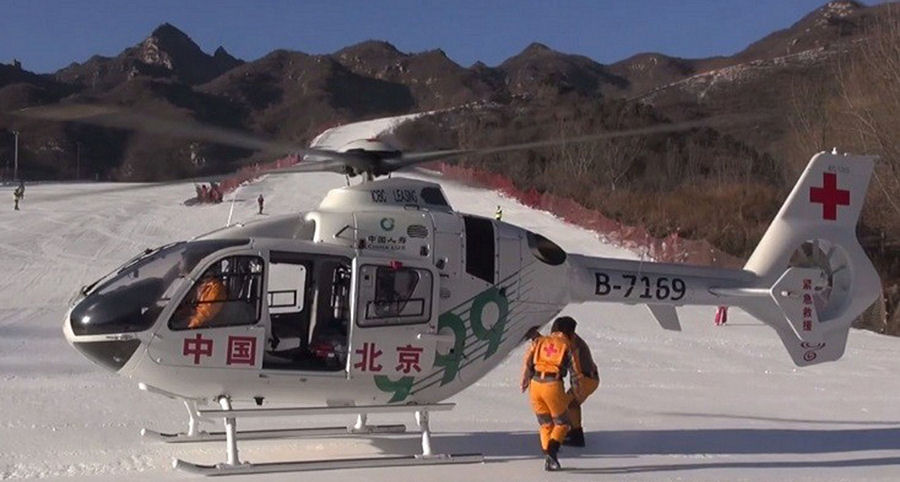 50 years of local presence: Airbus showcases EMS capabilities at China Helicopter Expo 2017