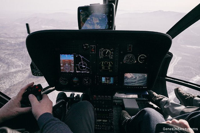 Genesys Aerosystems and Heliatica announce that they have received Russian certification for Genesys HeliSAS Stability Augmentation Systems and Autopilots on Robinson R44, R66 and Airbus H125 and H130