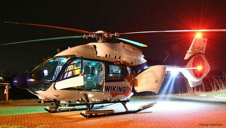 Wiking Helikopter H145 Approved Training Organisation