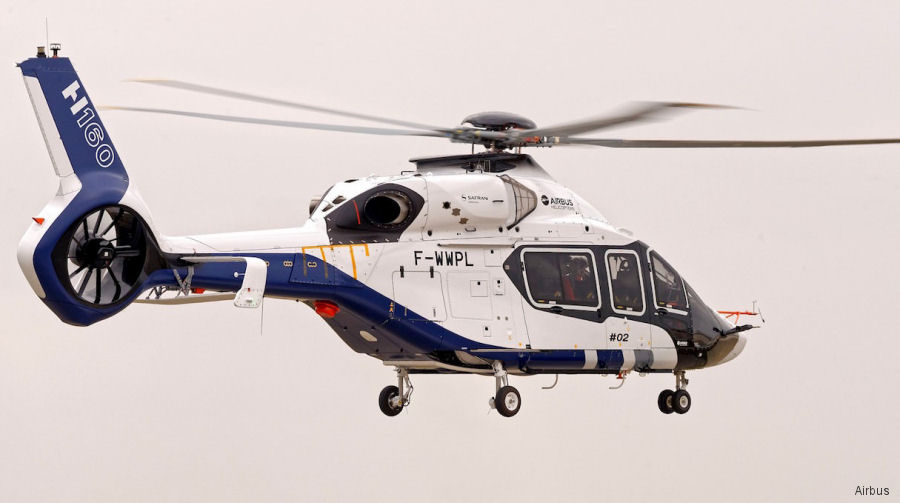 ACSS, an L3 and Thales Company, announced that its T3CAS Integrated Surveillance System has been selected for the Airbus H160 helicopter