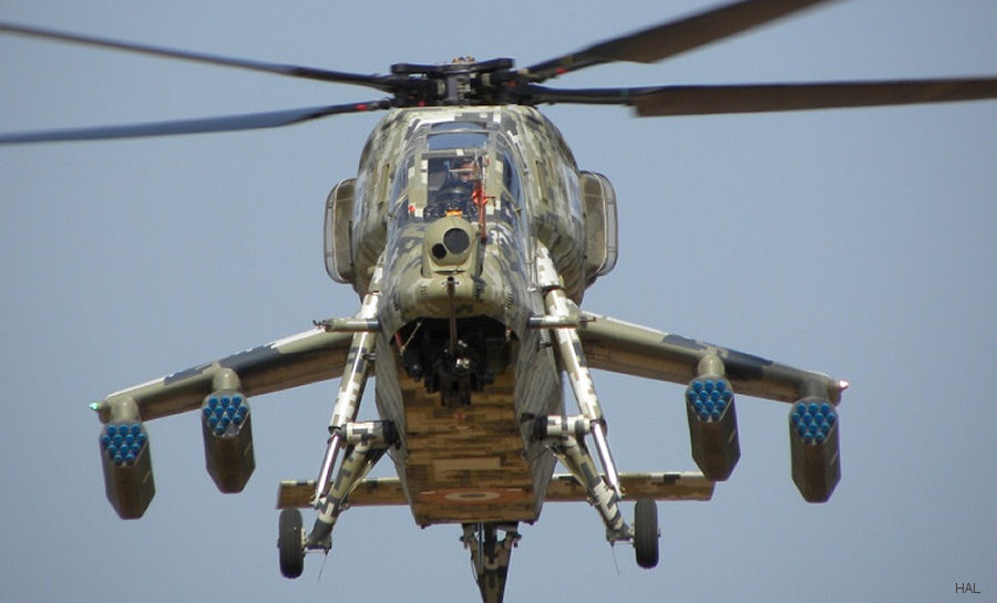 Defence Minister Launches Production of HAL Designed LCH; Dedicates Hawk-i to the Nation