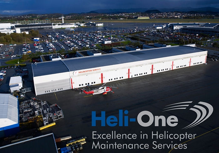 Heli-One Norway, CHC MRO provider, named Universal Avionics' International Top Dealer. In 2016 installed advanced flight systems on S-61, S-76 and AS332.