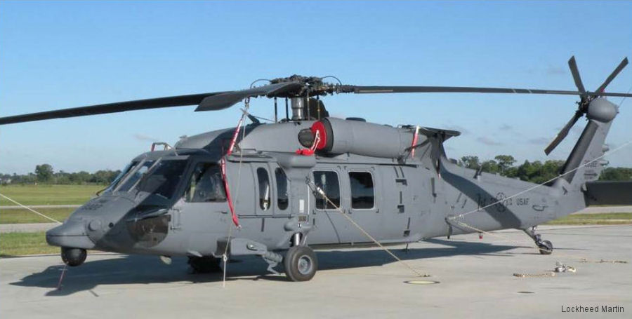 Sikorsky's offering to replace the U.S. Air Force's UH-1N Huey helicopter fleet