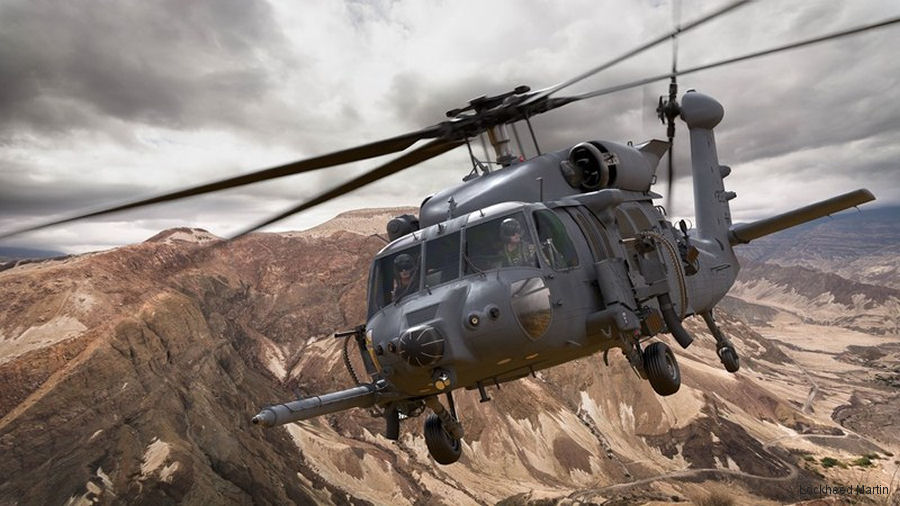 U.S. Air Force Combat Rescue Helicopter Radar Warning Receiver Completes Technical Readiness Level Demonstration