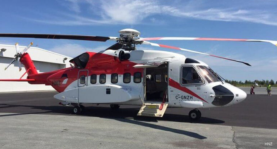 HNZ Australia to provide a Search and Rescue S-92 for 5 years to INPEX and Shell out of Broome. This adds to the PHI-HNZ joint operation announced last December