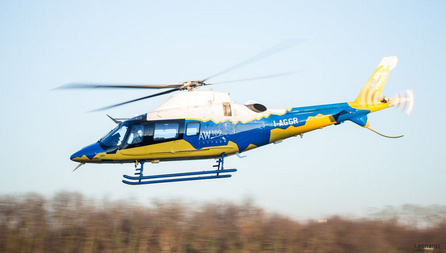 AW109 Trekker Helicopter Achieves EASA Certification