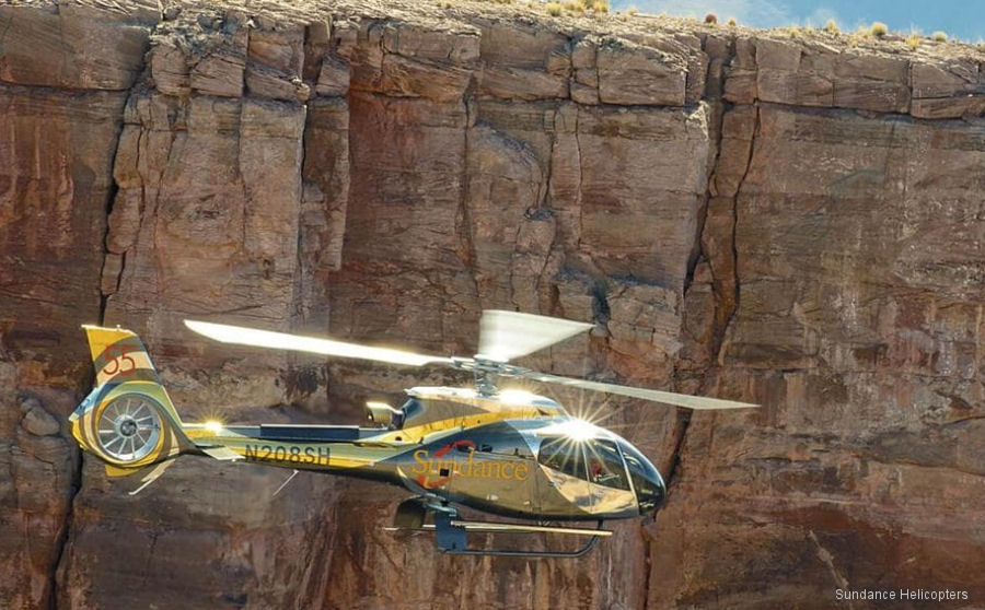 Grand Canyon by <a href=/database/org/us_sundance_helicopters/>Sundance Helicopters</a>, Las Vegas