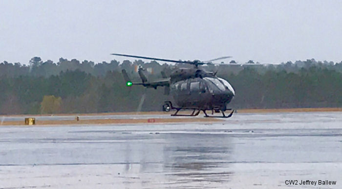 Louisiana Counterdrug Aviation's Operations supported the Louisiana State Police with their Army National Guard UH-72 Lakota's enhanced communications and specialized technology