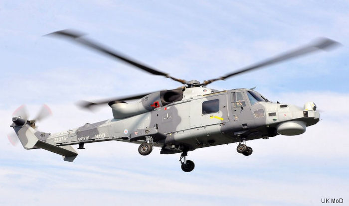 Leonardo Awarded £271 Million AW159 Wildcat Integrated Support & Training (WIST) Contract by UK Ministry Of Defence