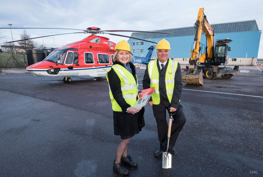 CHC $6M for Redevelopment Aberdeen Facilities