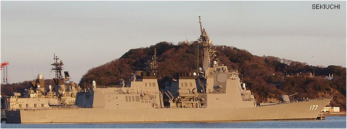 Guided-Missile Destroyer Atago class
