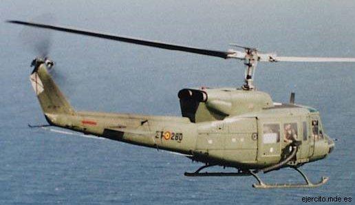 ab212 fuerzas aeromóviles del ejército de tierra