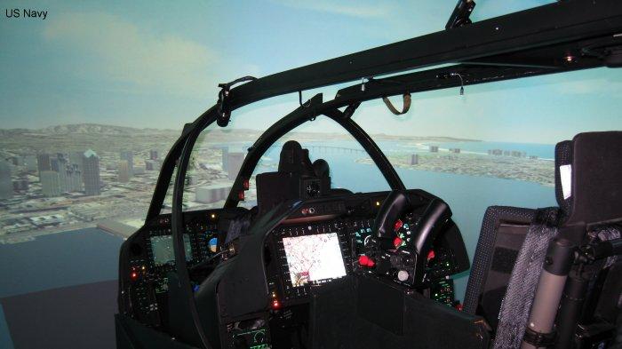 Viper Jet Cockpit Cockpit Ah-1z Viper