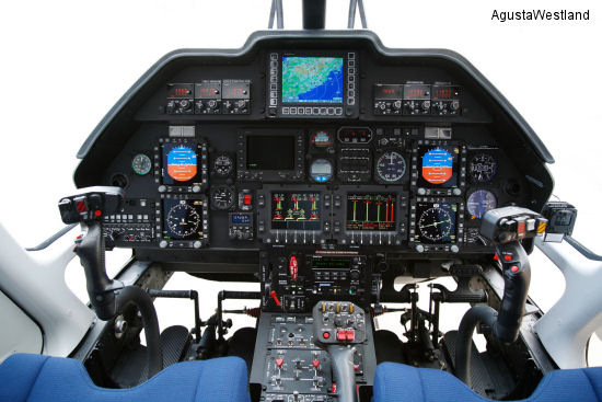 AgustaWestland AW109E Power