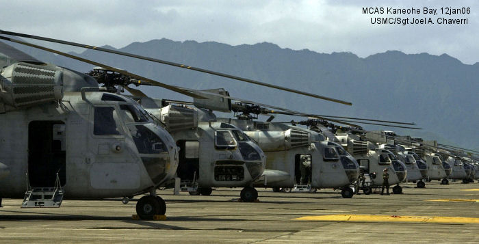 Marine Heavy Helicopter Squadron 363 US Marine Corps