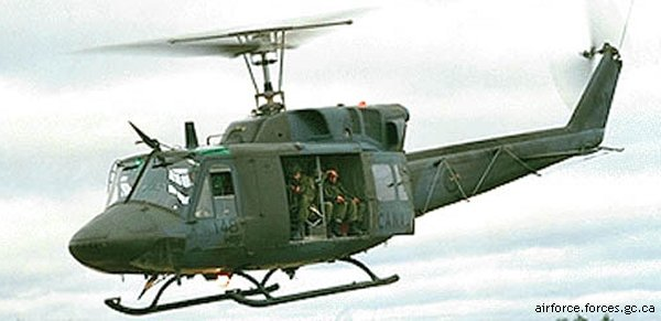 Canadian Armed Forces CH-135 Twin Huey